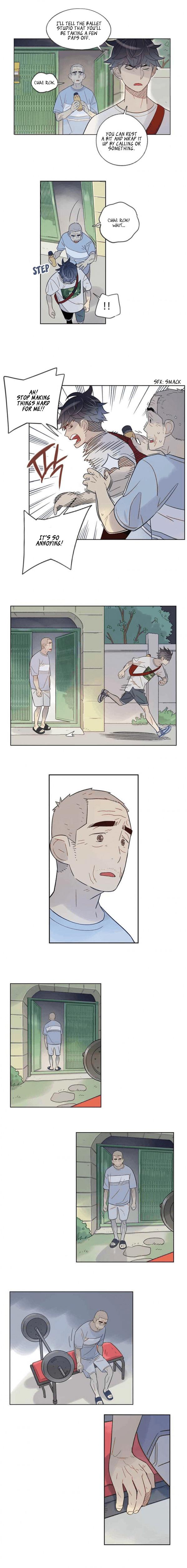 Manga Like a Butterfly - Chapter 41 Page 2
