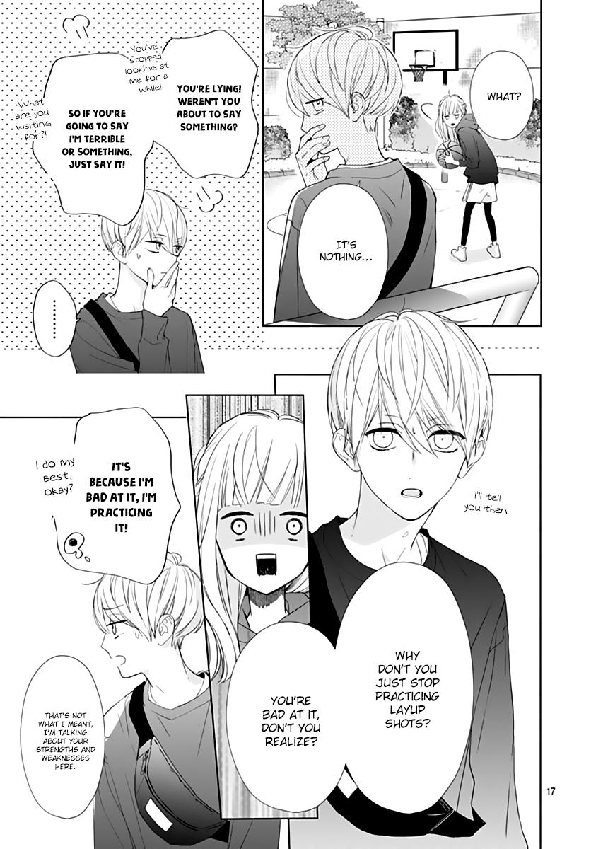 Manga Futari de Koi wo suru Riyuu - Chapter 8 Page 19