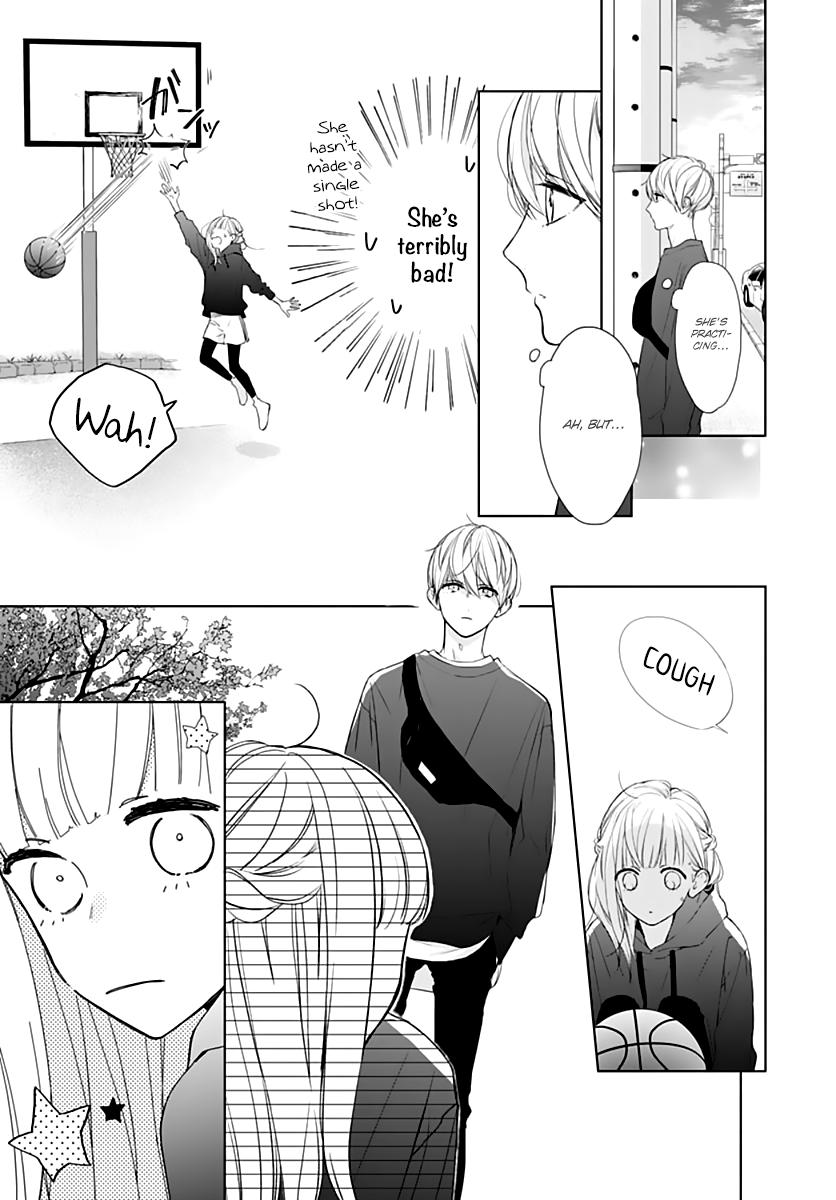 Manga Futari de Koi wo suru Riyuu - Chapter 8 Page 15