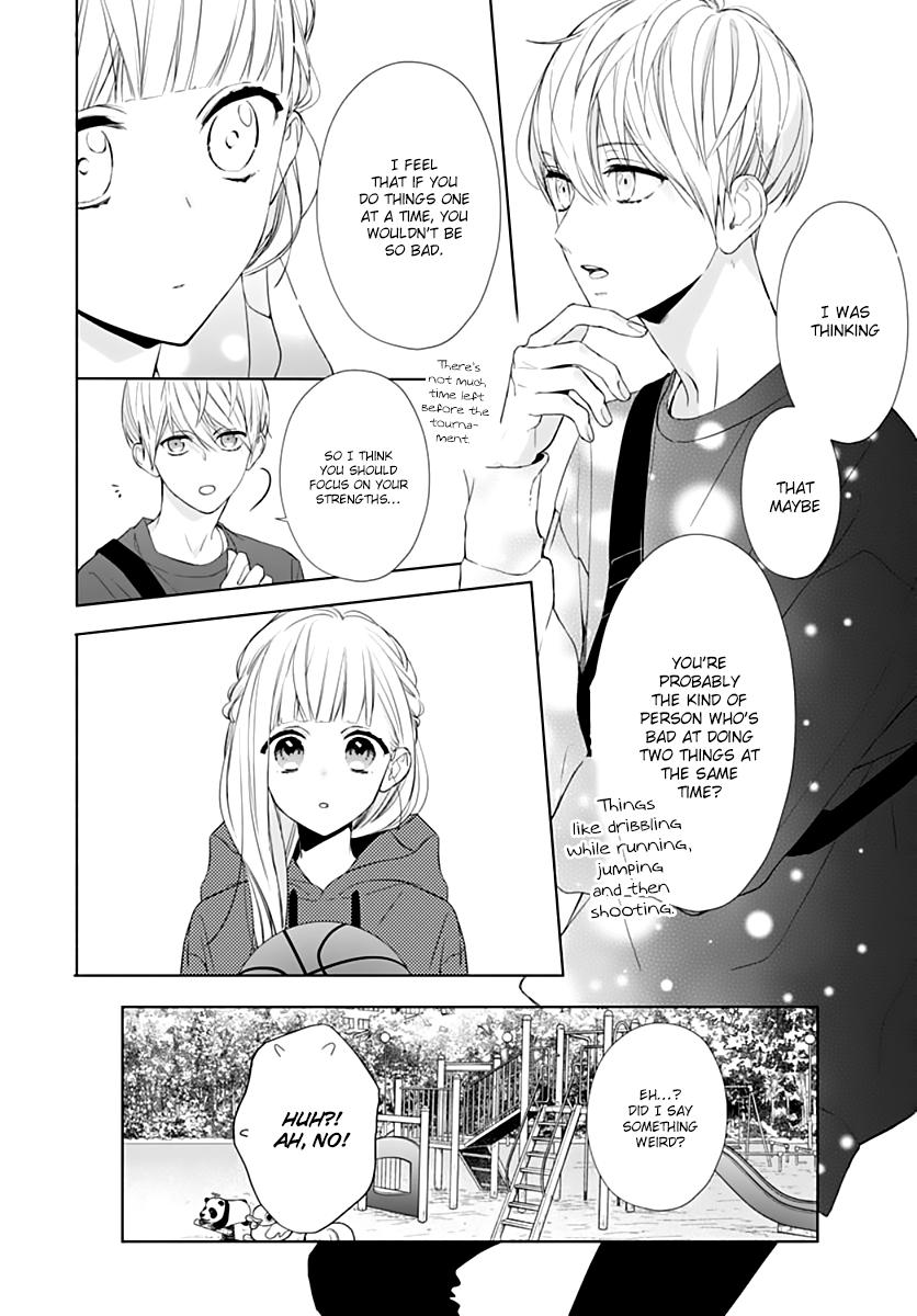 Manga Futari de Koi wo suru Riyuu - Chapter 8 Page 20