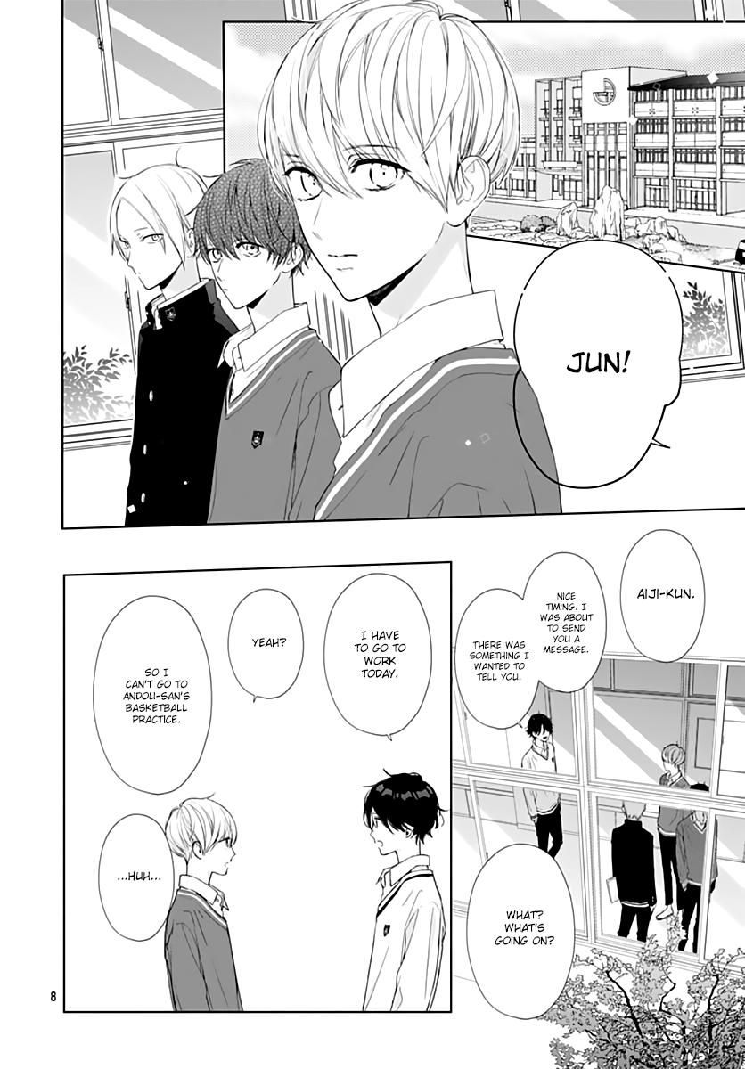 Manga Futari de Koi wo suru Riyuu - Chapter 8 Page 10