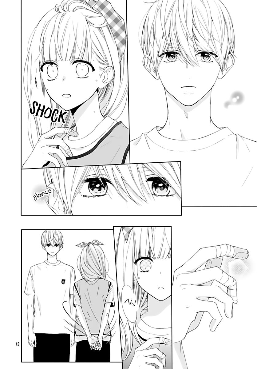 Manga Futari de Koi wo suru Riyuu - Chapter 10 Page 14