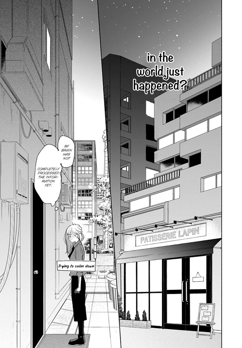 Manga Futari de Koi wo suru Riyuu - Chapter 15 Page 13
