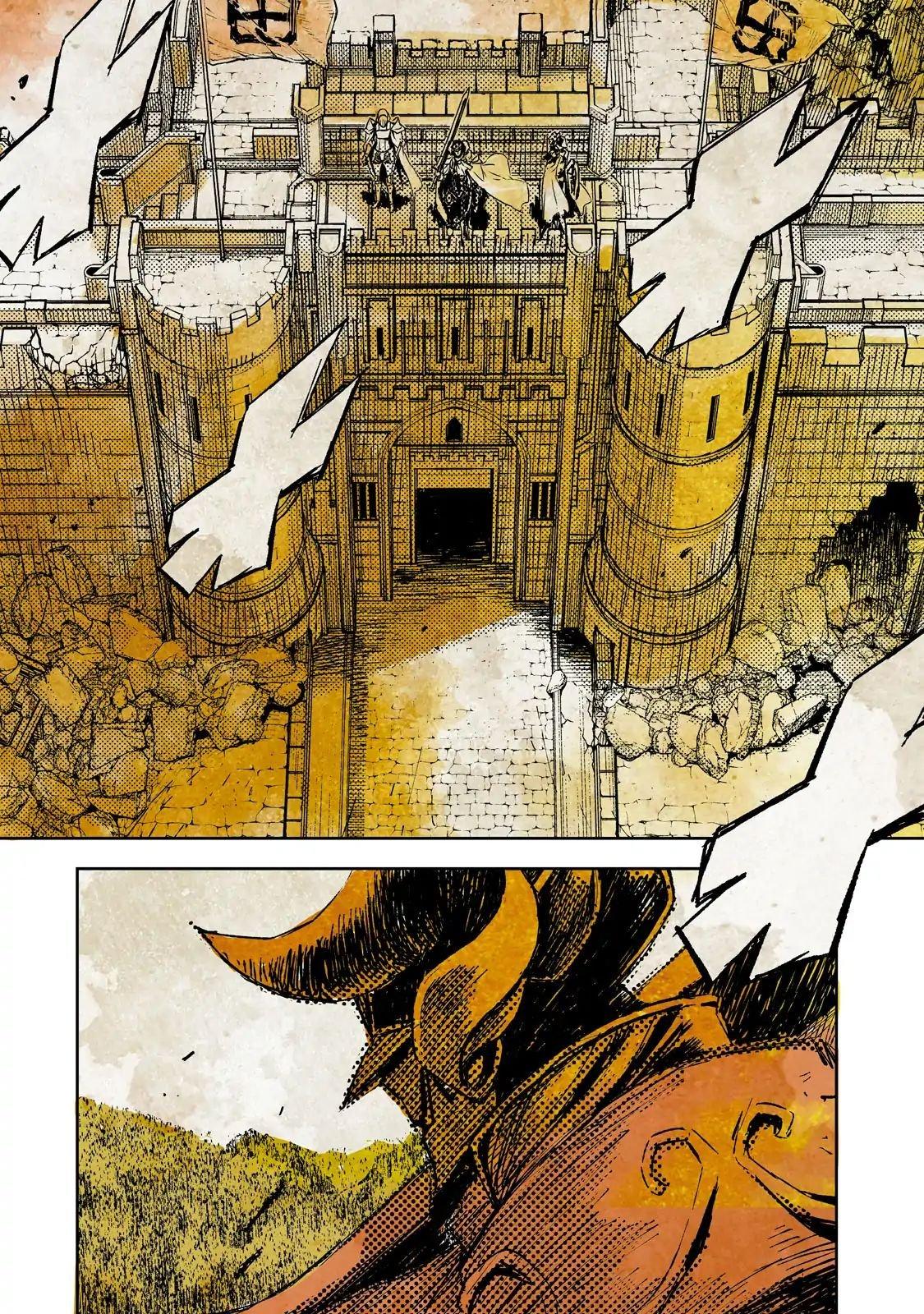 Manga The Sky Prison: Avalon - Chapter 1 Page 1