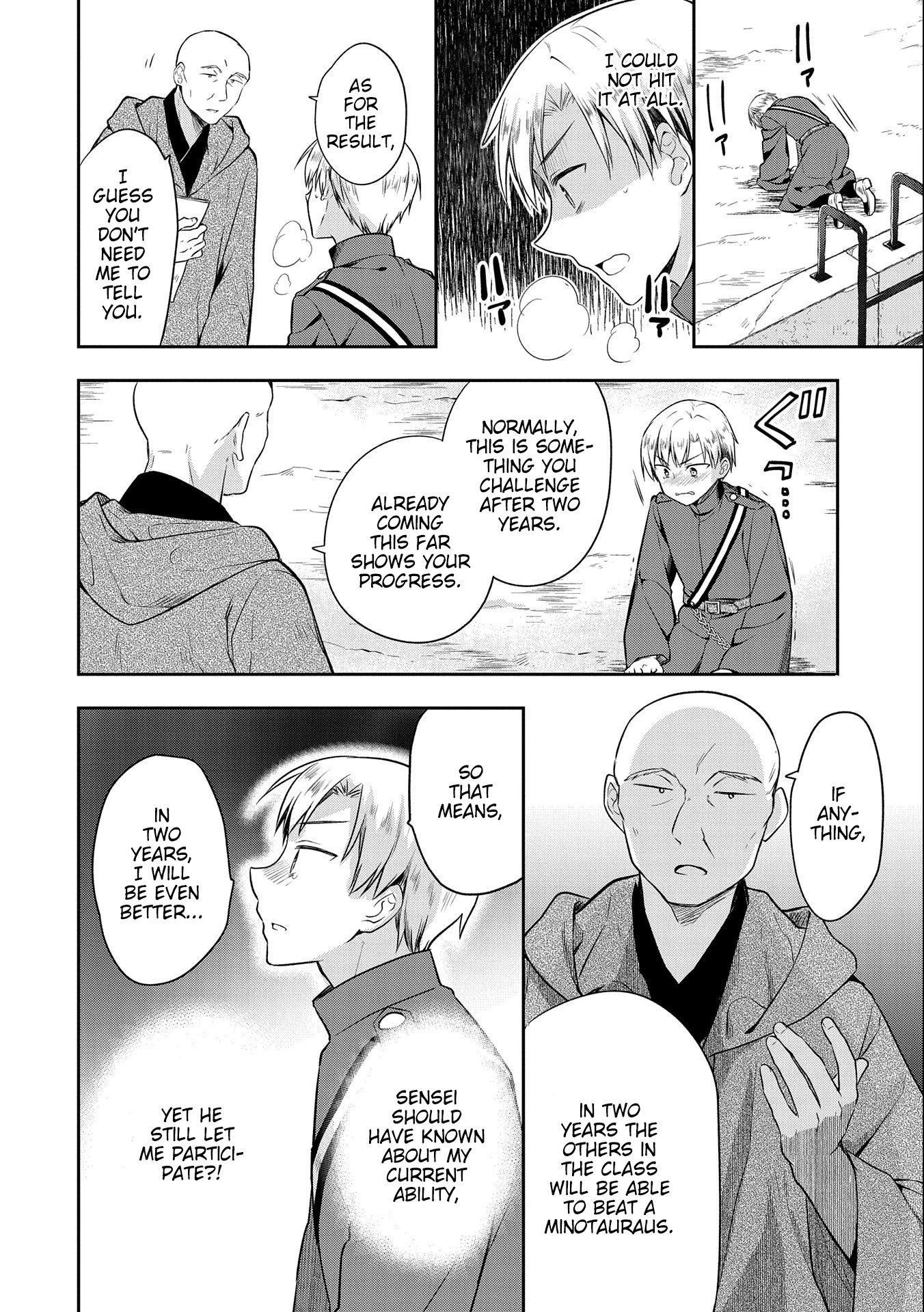 Manga The Hero Who Has No Class. I Don't Need Any Skills, It's Okay. - Chapter 17 Page 14