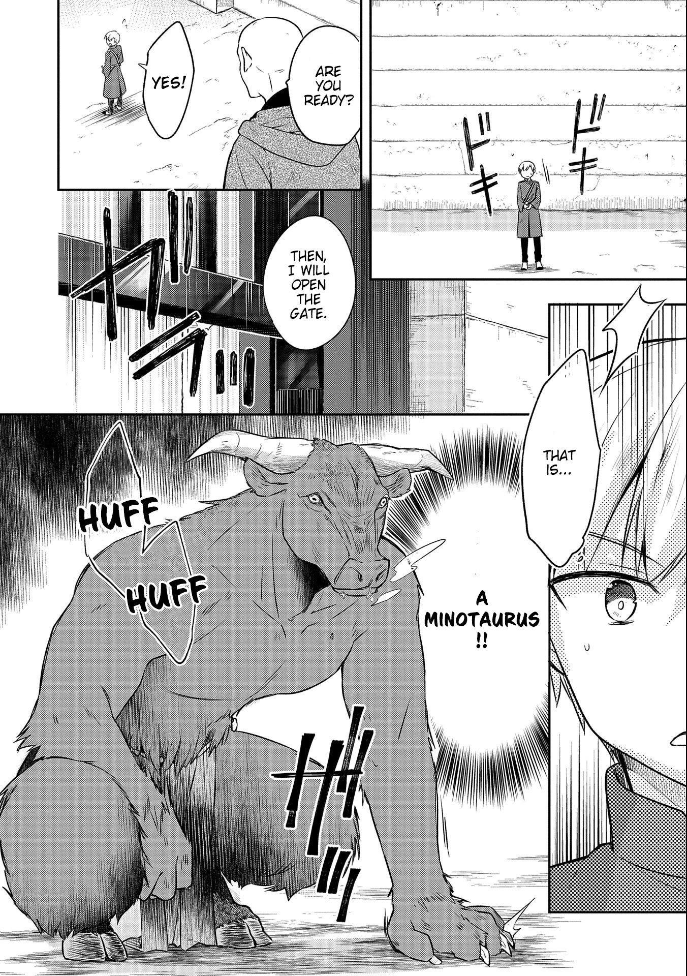 Manga The Hero Who Has No Class. I Don't Need Any Skills, It's Okay. - Chapter 17 Page 10