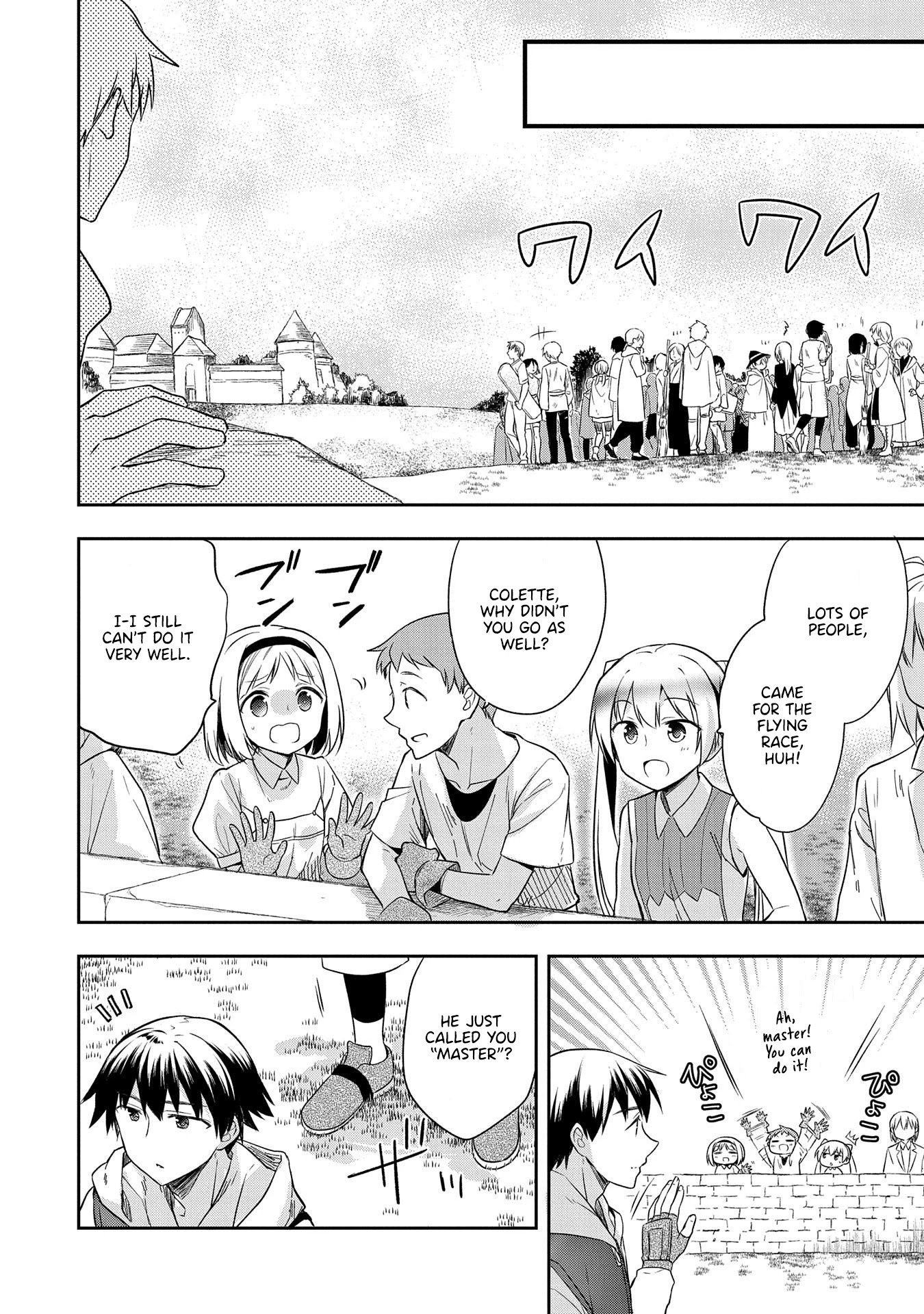 Manga The Hero Who Has No Class. I Don't Need Any Skills, It's Okay. - Chapter 18 Page 21
