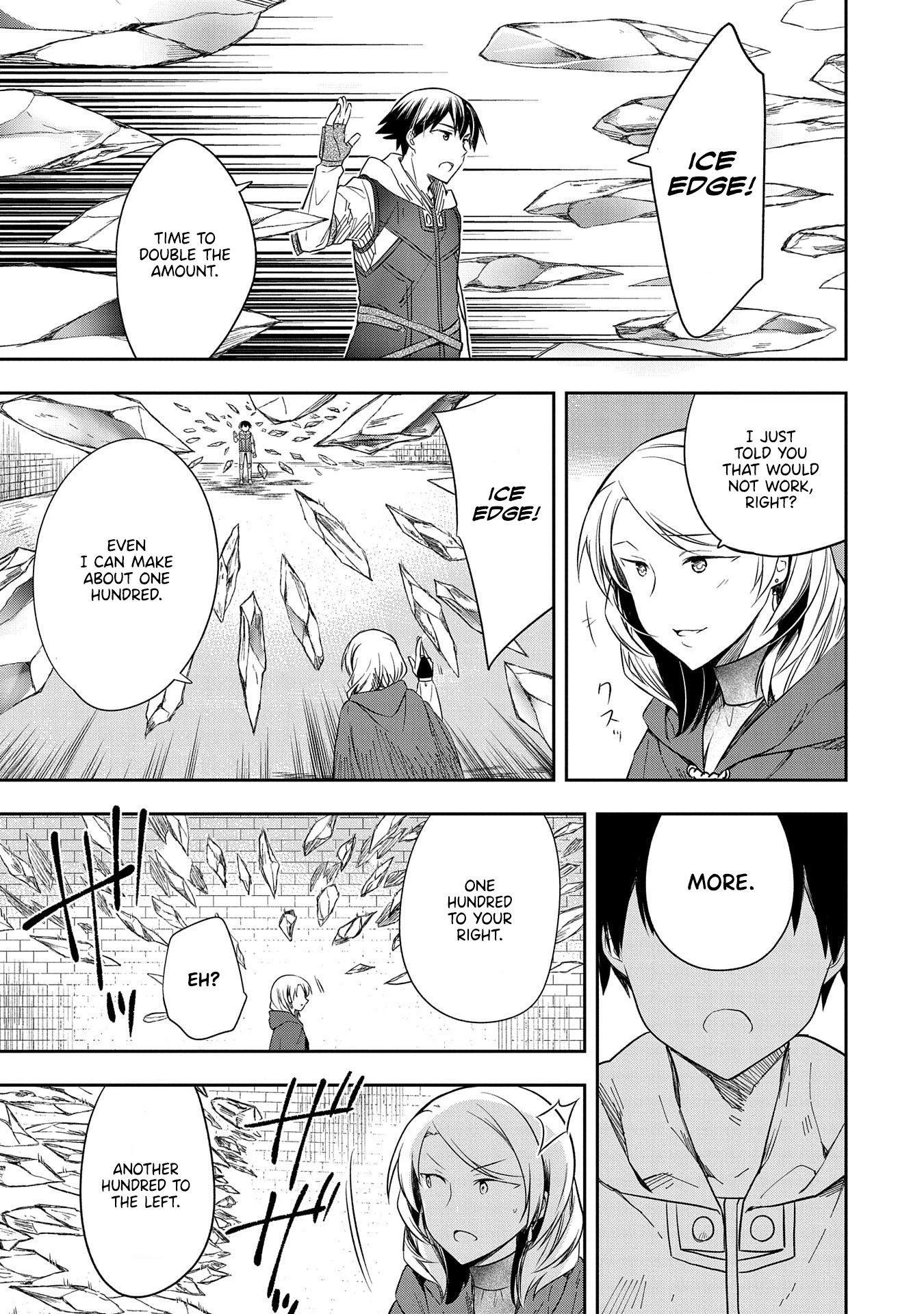 Manga The Hero Who Has No Class. I Don't Need Any Skills, It's Okay. - Chapter 18 Page 12