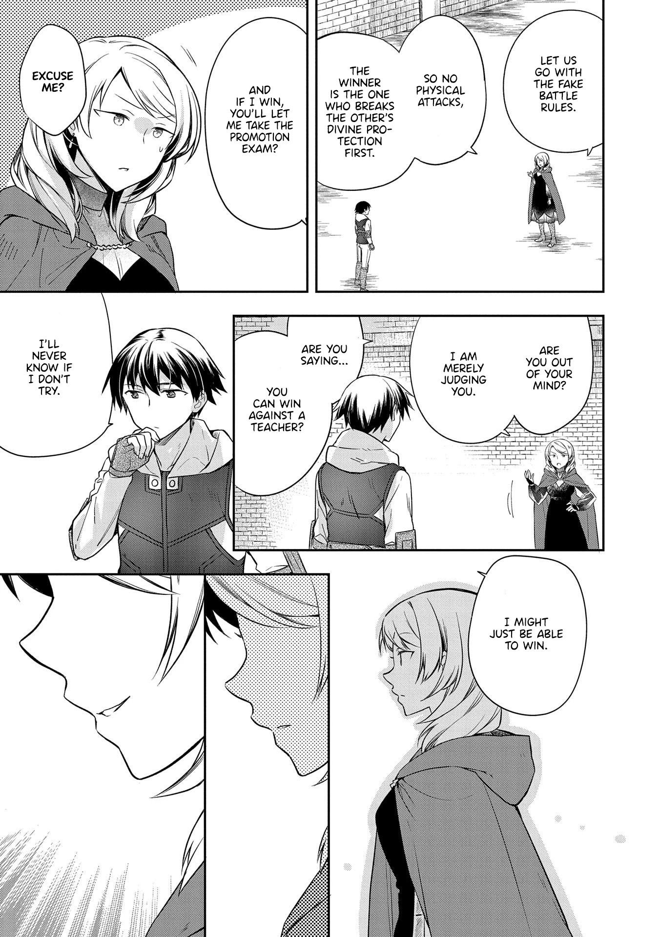 Manga The Hero Who Has No Class. I Don't Need Any Skills, It's Okay. - Chapter 18 Page 6