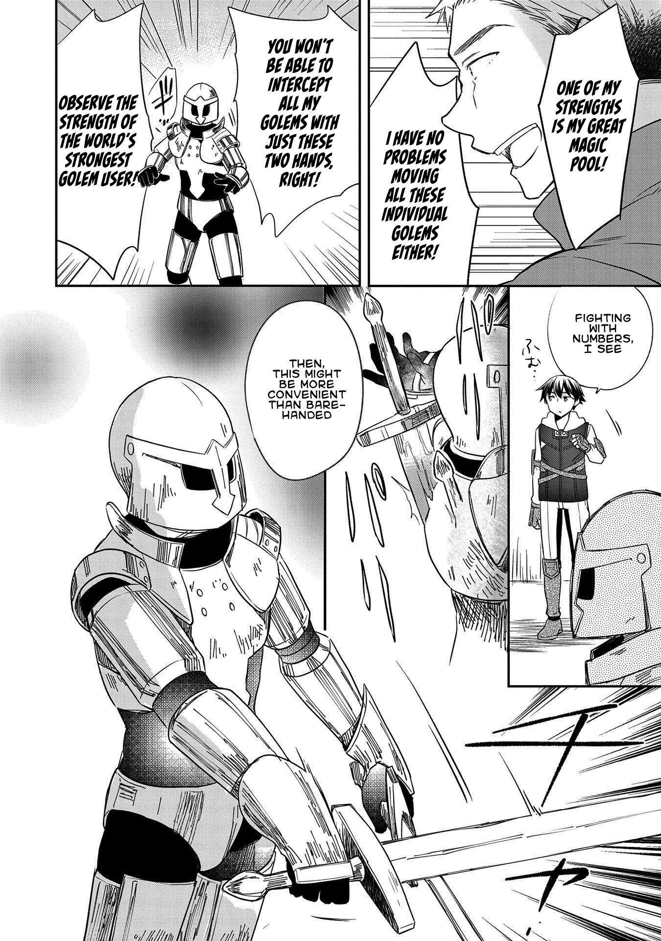 Manga The Hero Who Has No Class. I Don't Need Any Skills, It's Okay. - Chapter 20 Page 12
