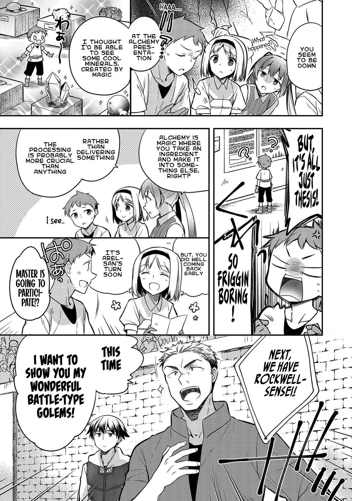 Manga The Hero Who Has No Class. I Don't Need Any Skills, It's Okay. - Chapter 20 Page 5