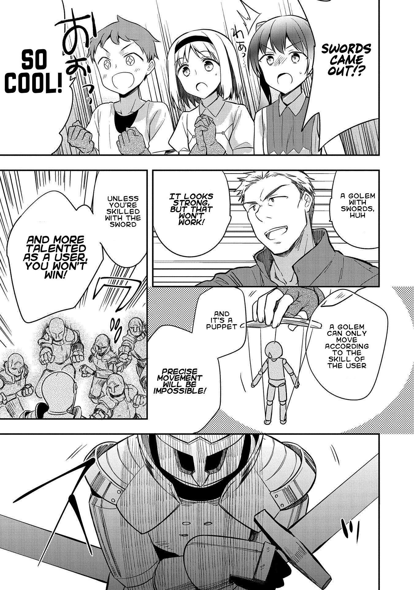 Manga The Hero Who Has No Class. I Don't Need Any Skills, It's Okay. - Chapter 20 Page 13