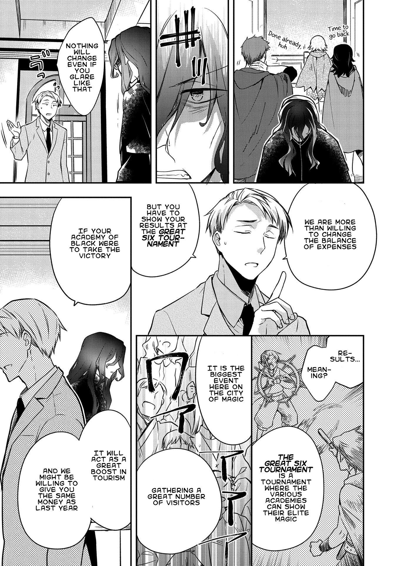 Manga The Hero Who Has No Class. I Don't Need Any Skills, It's Okay. - Chapter 21 Page 21