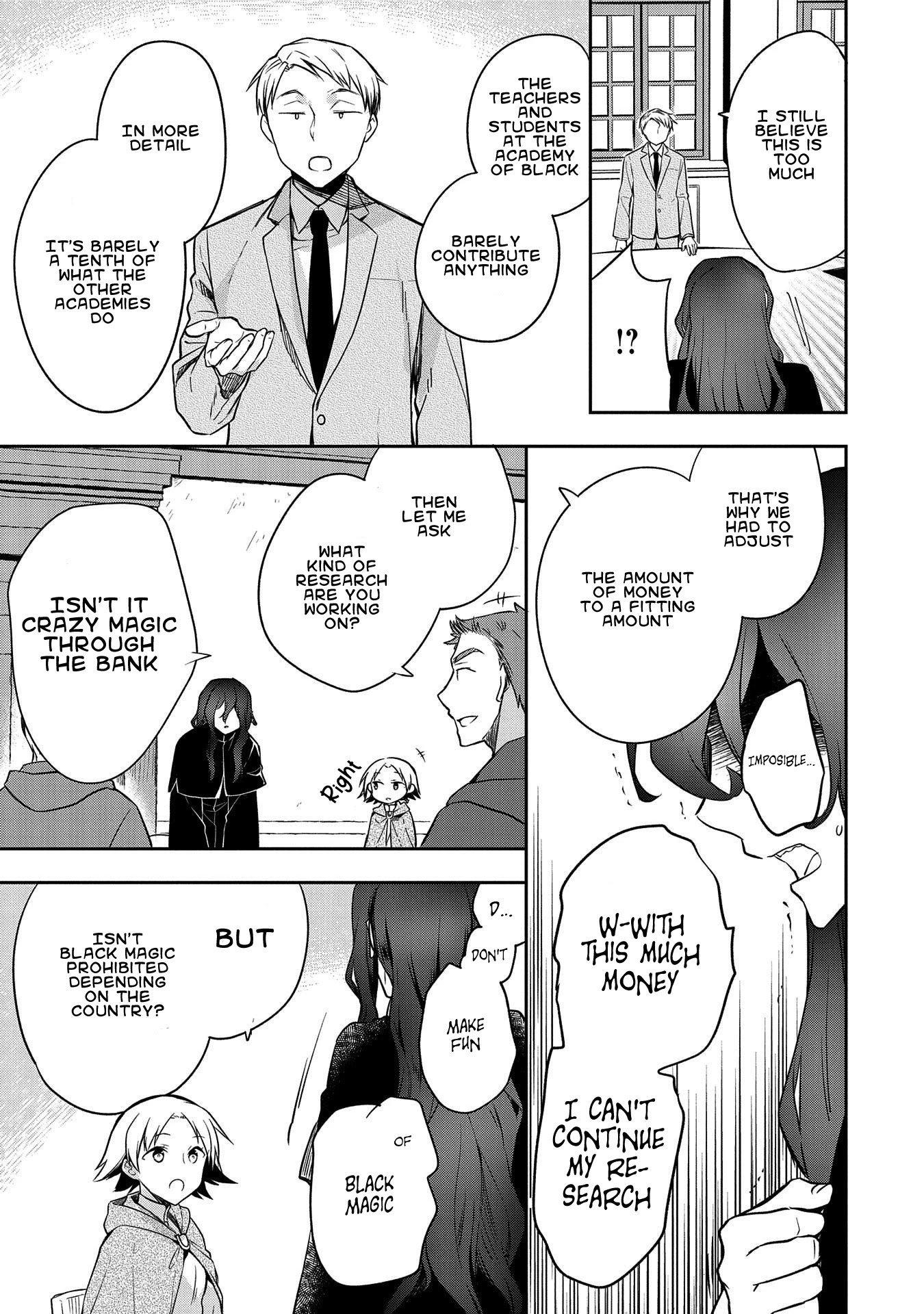 Manga The Hero Who Has No Class. I Don't Need Any Skills, It's Okay. - Chapter 21 Page 19