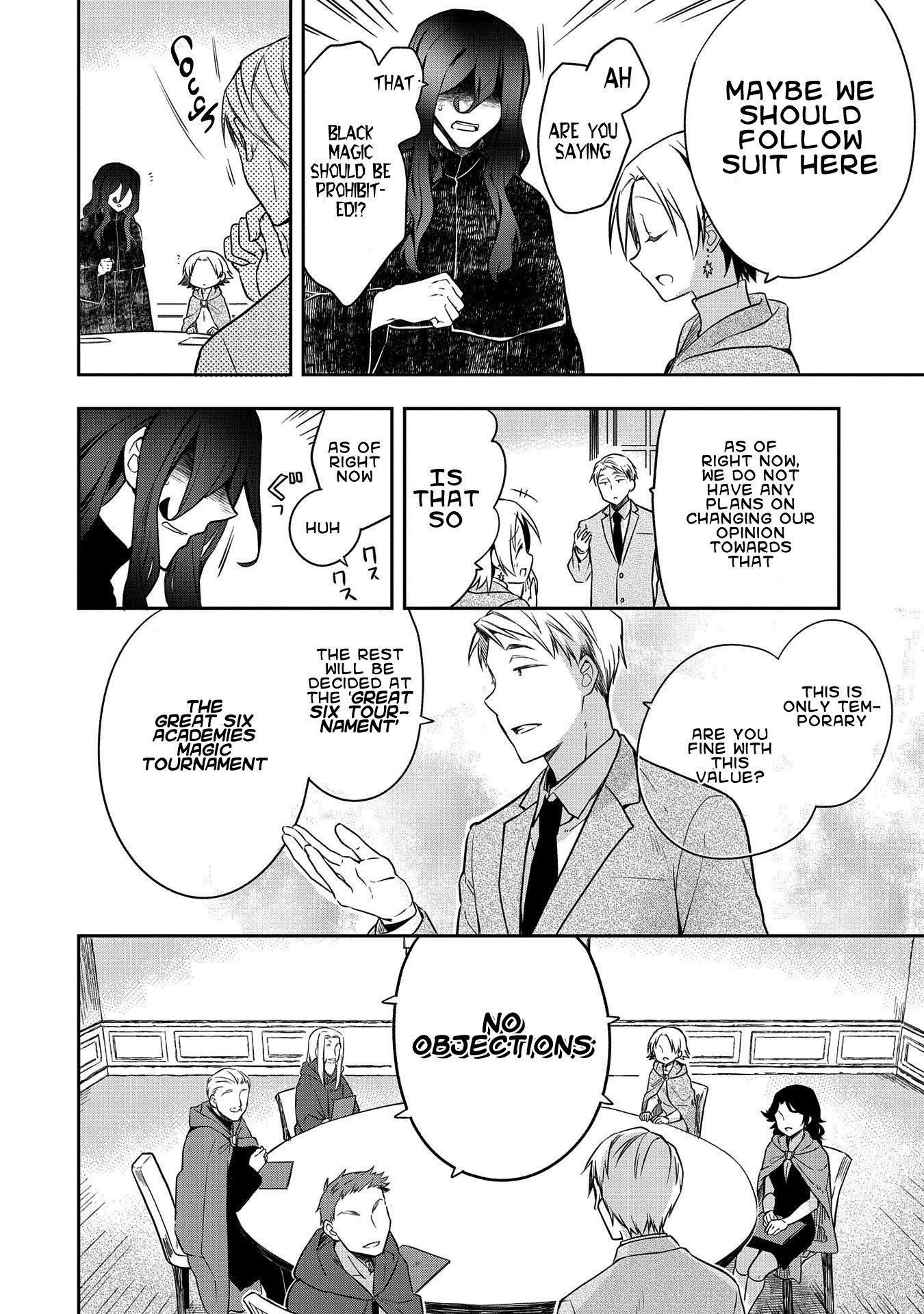 Manga The Hero Who Has No Class. I Don't Need Any Skills, It's Okay. - Chapter 21 Page 20