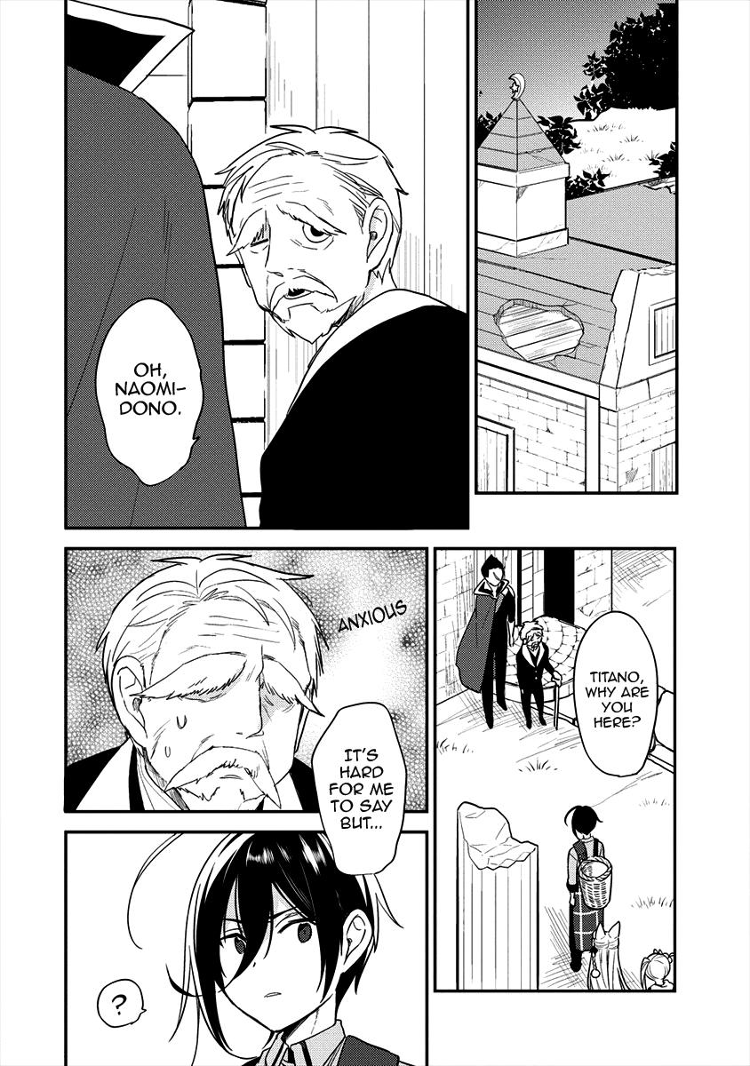 Manga Isekai de Kojiin wo Hiraitakedo, nazeka Darehitori Sudatou to Shinai Ken - Chapter 19 Page 17