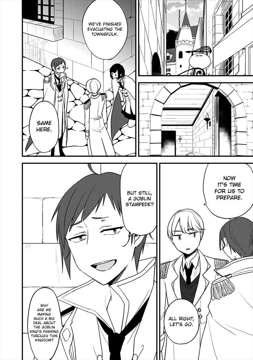 Manga Isekai de Kojiin wo Hiraitakedo, nazeka Darehitori Sudatou to Shinai Ken - Chapter 20 Page 8