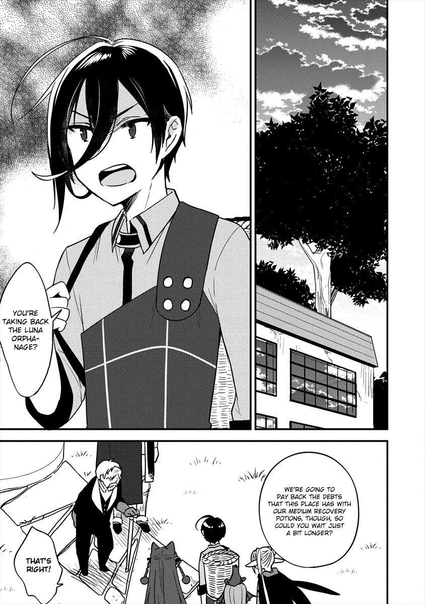 Manga Isekai de Kojiin wo Hiraitakedo, nazeka Darehitori Sudatou to Shinai Ken - Chapter 20 Page 3