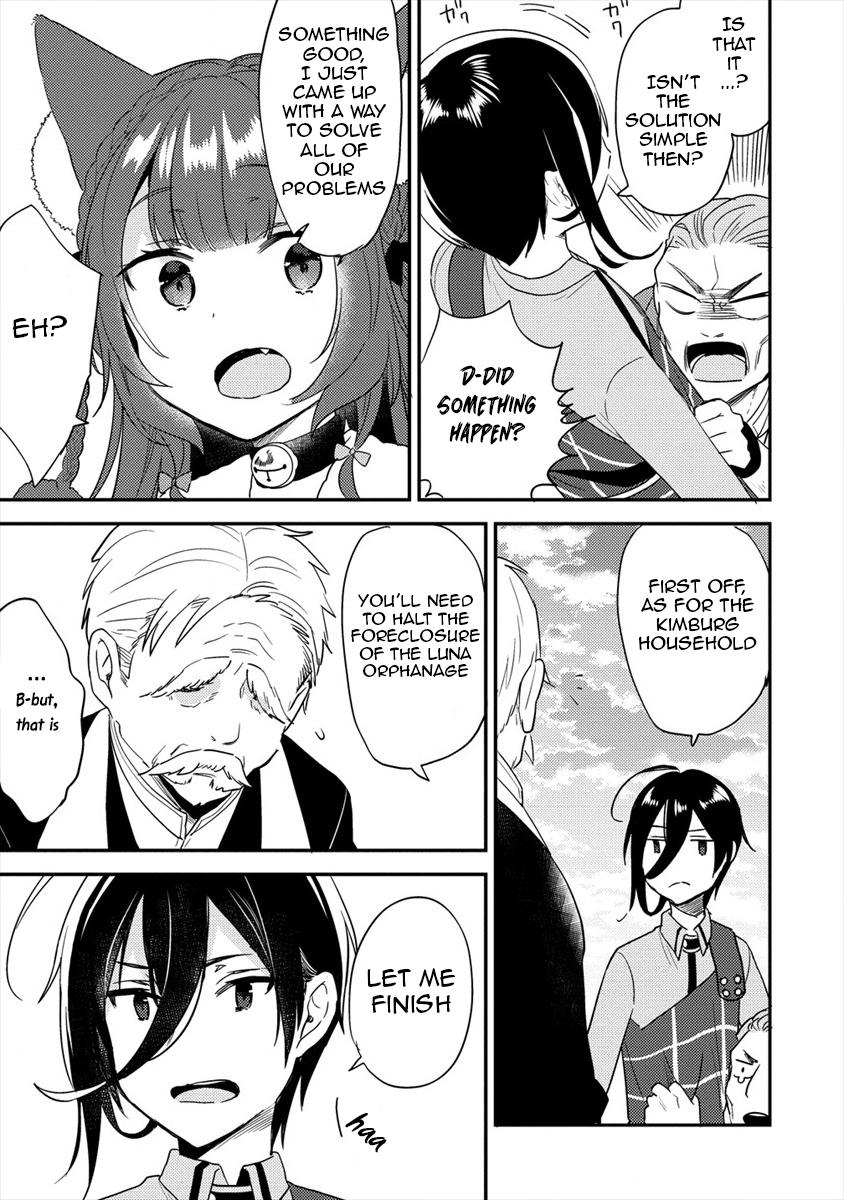 Manga Isekai de Kojiin wo Hiraitakedo, nazeka Darehitori Sudatou to Shinai Ken - Chapter 21 Page 3