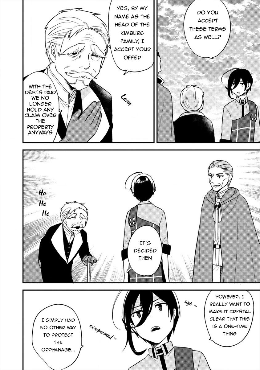 Manga Isekai de Kojiin wo Hiraitakedo, nazeka Darehitori Sudatou to Shinai Ken - Chapter 21 Page 6