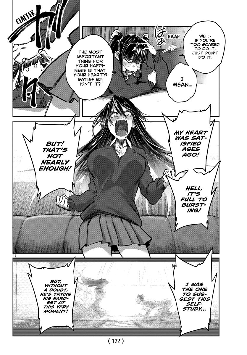 Manga Do Chokkyuu Kareshi x Kanojo - Chapter 26 Page 15
