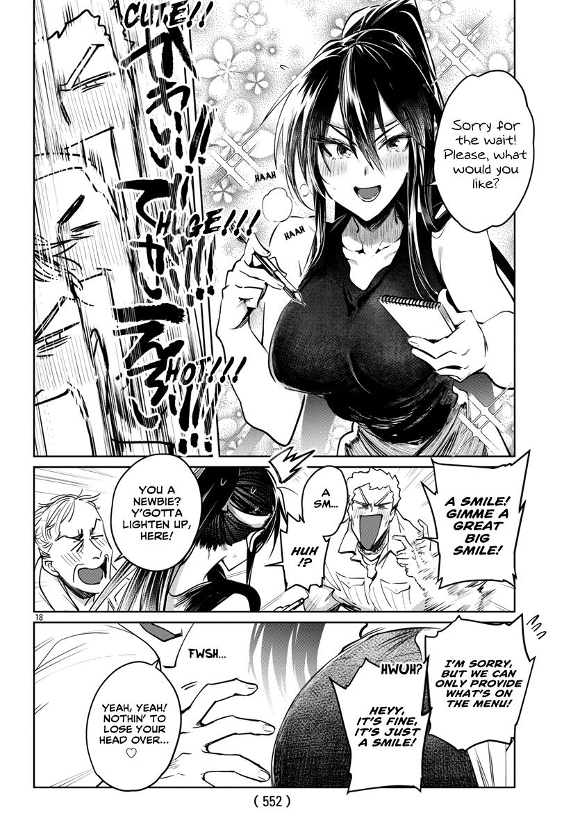 Manga Do Chokkyuu Kareshi x Kanojo - Chapter 28 Page 18