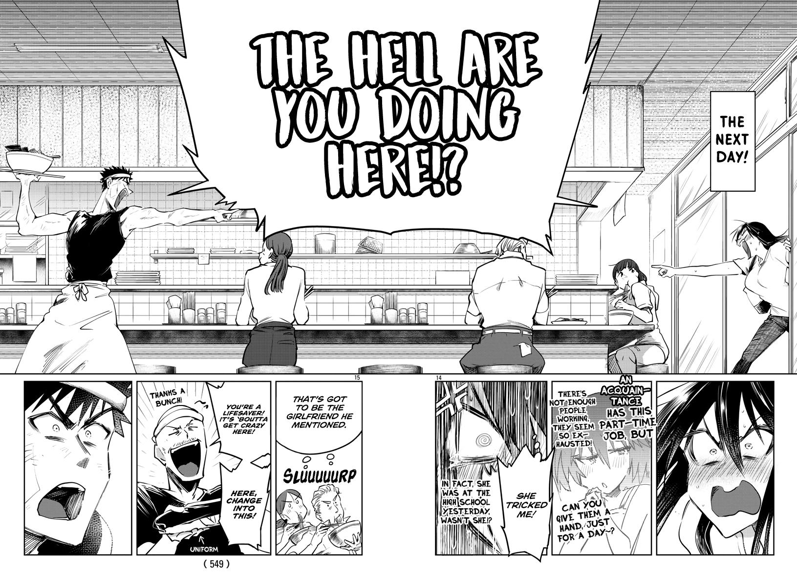 Manga Do Chokkyuu Kareshi x Kanojo - Chapter 28 Page 15