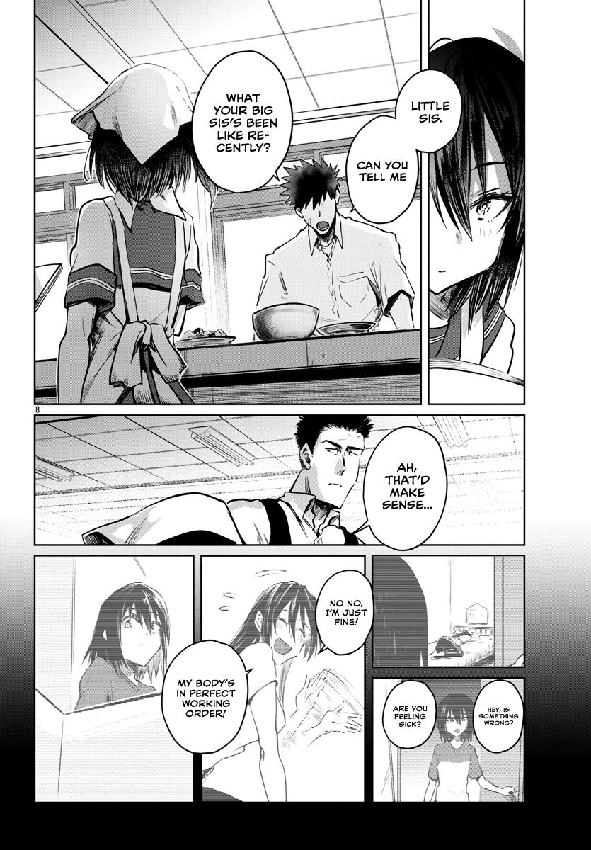 Manga Do Chokkyuu Kareshi x Kanojo - Chapter 28 Page 9