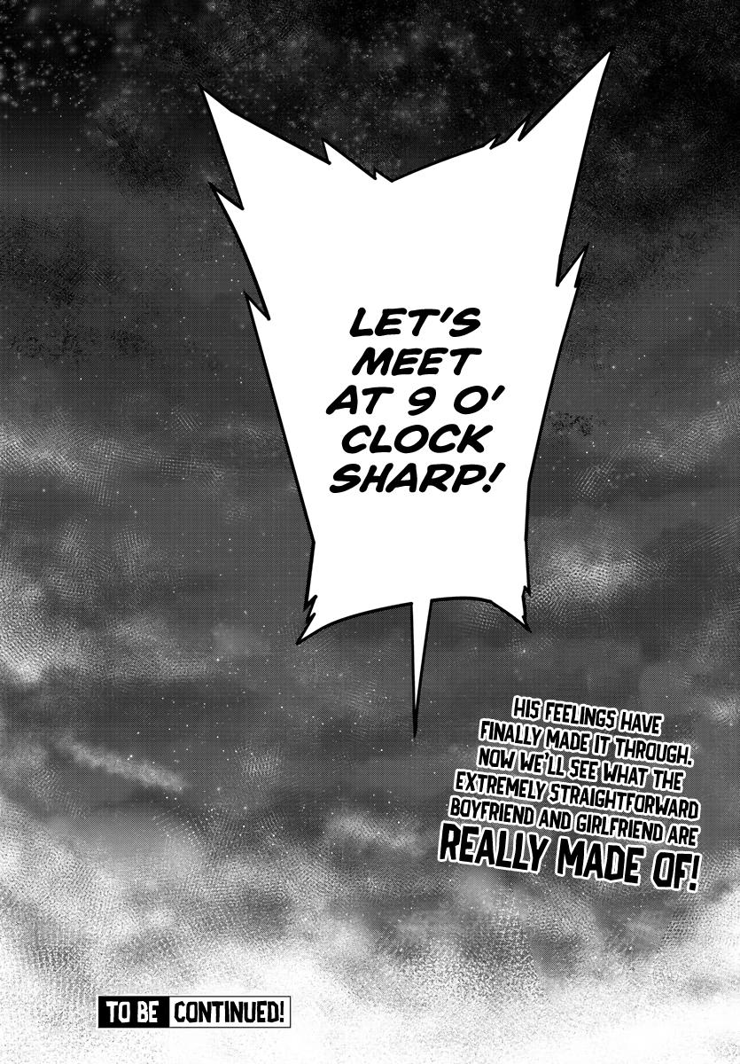 Manga Do Chokkyuu Kareshi x Kanojo - Chapter 28 Page 30
