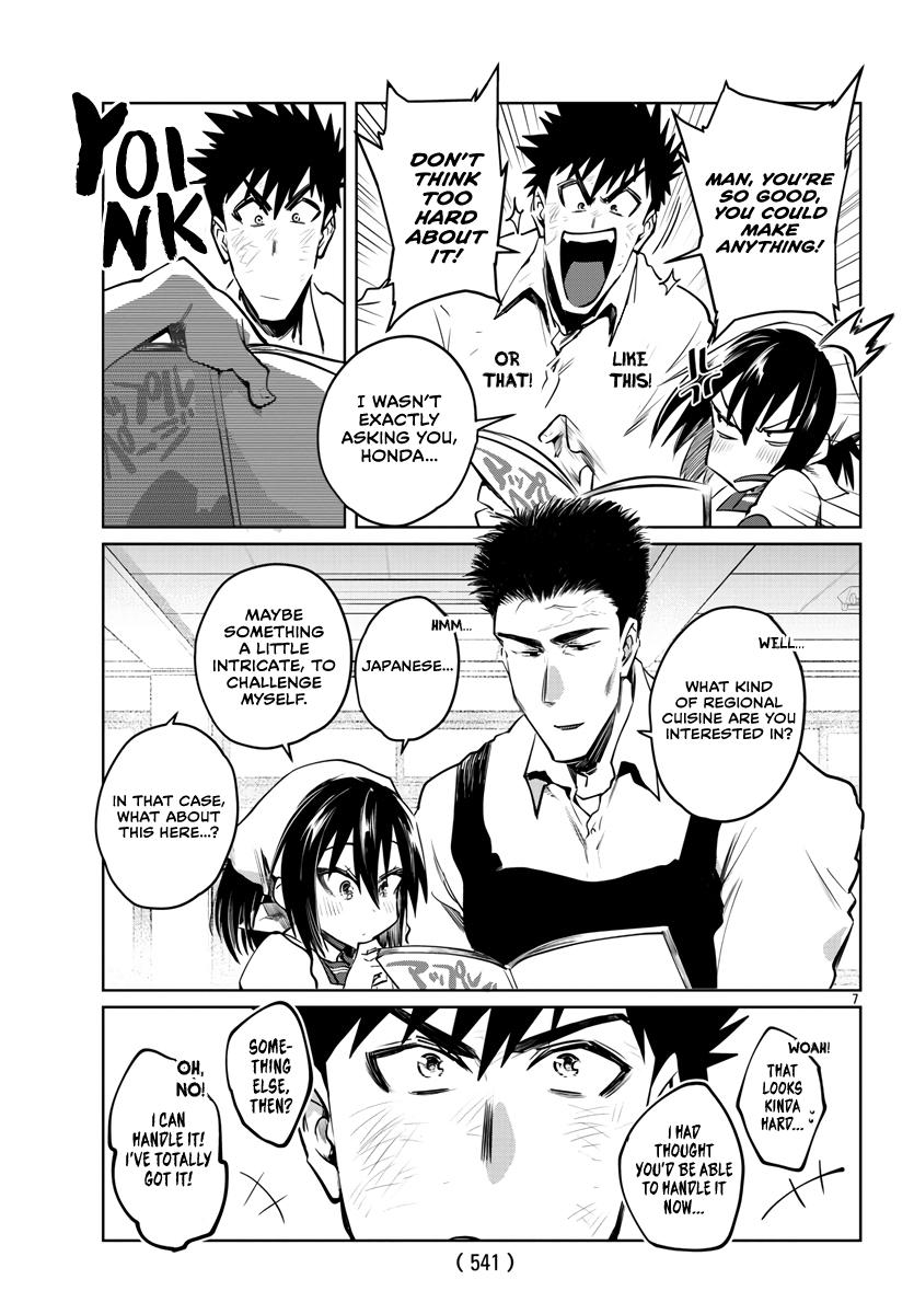 Manga Do Chokkyuu Kareshi x Kanojo - Chapter 28 Page 8