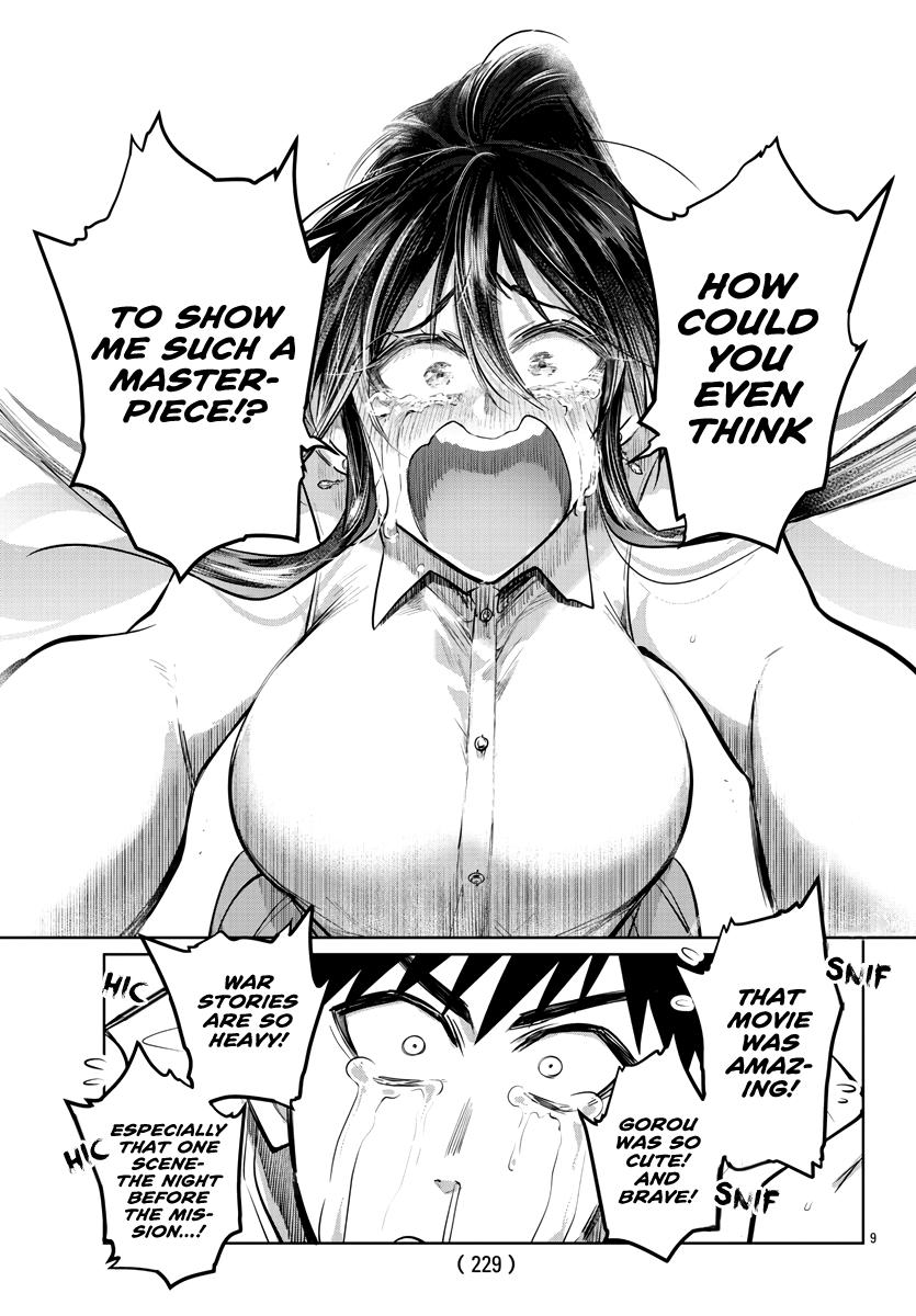 Manga Do Chokkyuu Kareshi x Kanojo - Chapter 29 Page 9