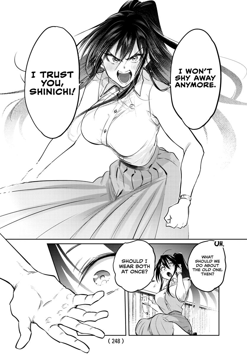 Manga Do Chokkyuu Kareshi x Kanojo - Chapter 29 Page 27