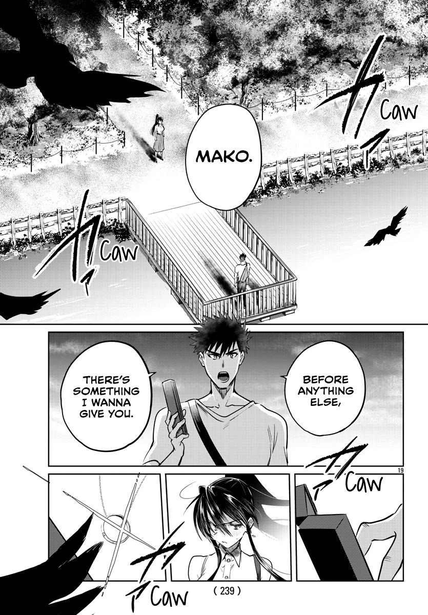 Manga Do Chokkyuu Kareshi x Kanojo - Chapter 29 Page 19
