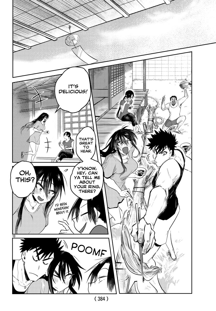 Manga Do Chokkyuu Kareshi x Kanojo - Chapter 31 Page 12