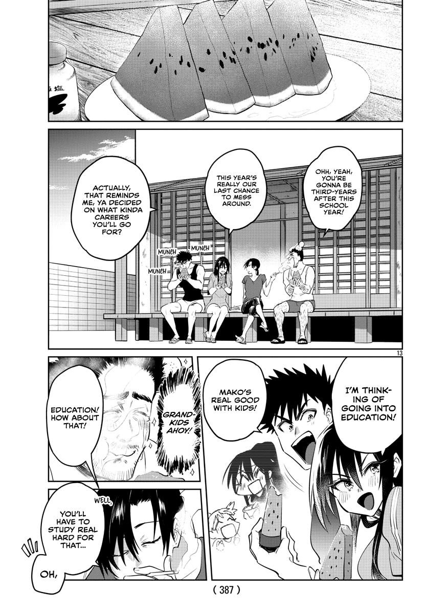 Manga Do Chokkyuu Kareshi x Kanojo - Chapter 31 Page 15