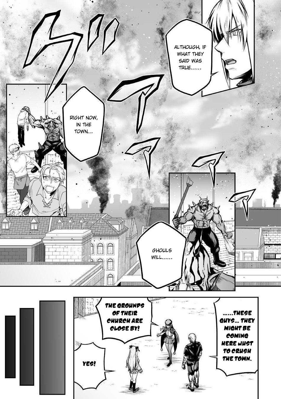 Manga Evil Dragon Reincarnation - Chapter 26 Page 18