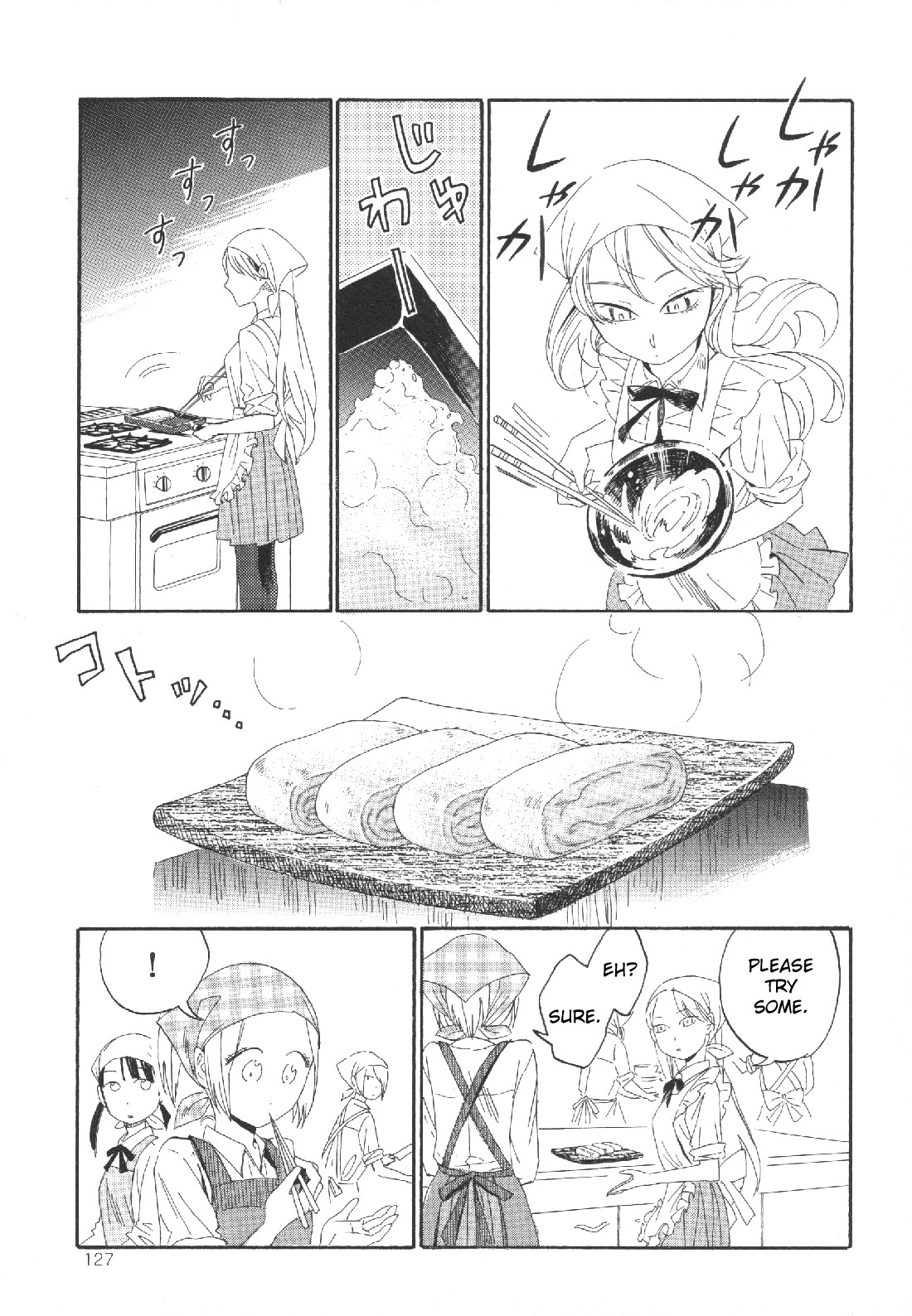 Manga Flower and Stars - Chapter 50.2 Page 14