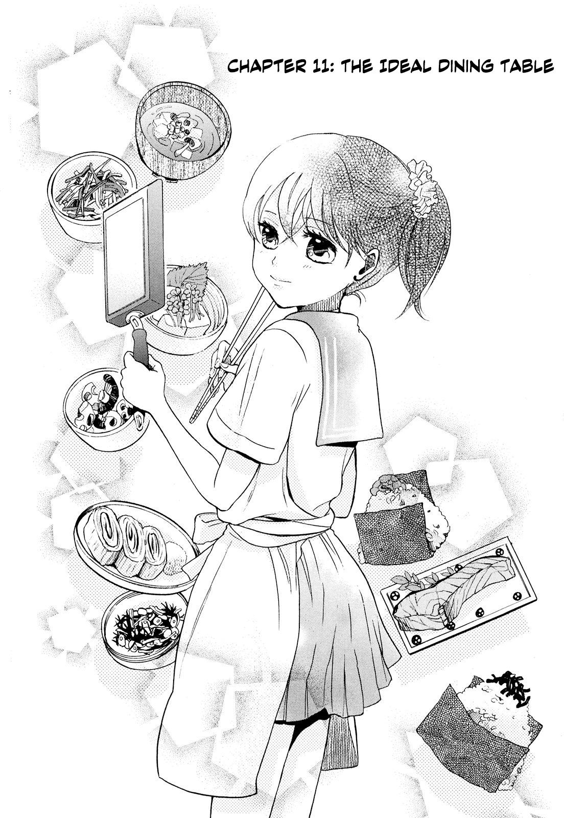 Manga Ohayou Toka Oyasumi Toka - Chapter 11 Page 1