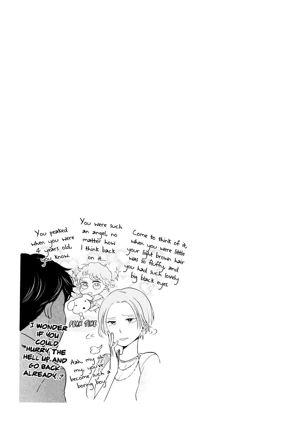 Manga Ohayou Toka Oyasumi Toka - Chapter 12 Page 31