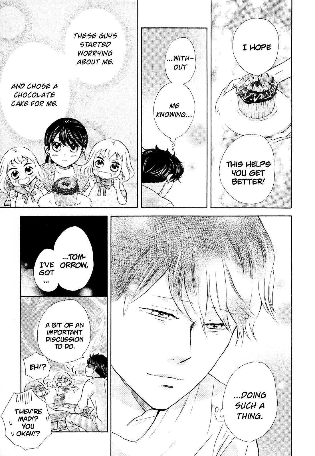 Manga Ohayou Toka Oyasumi Toka - Chapter 12 Page 21