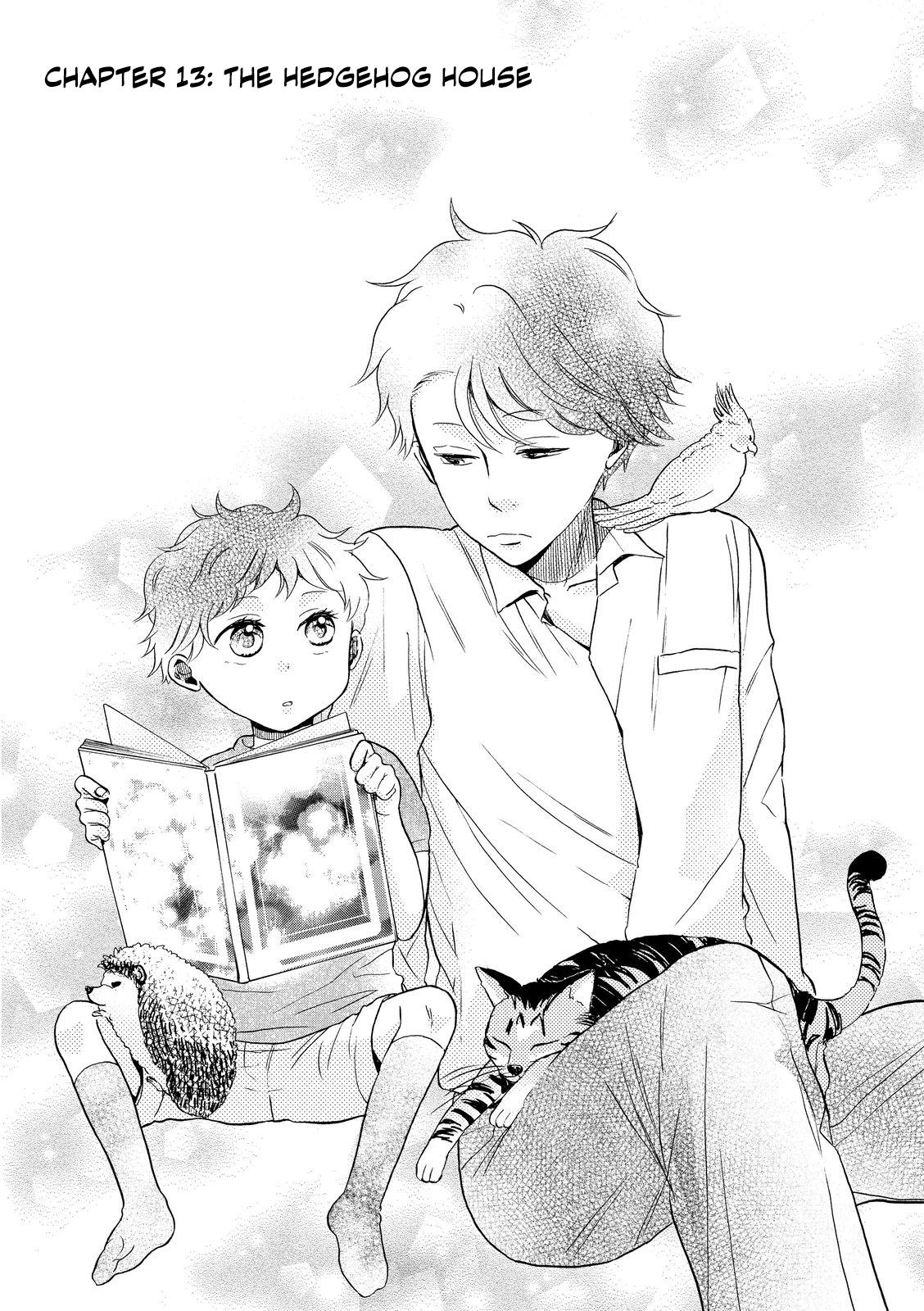 Manga Ohayou Toka Oyasumi Toka - Chapter 13 Page 5