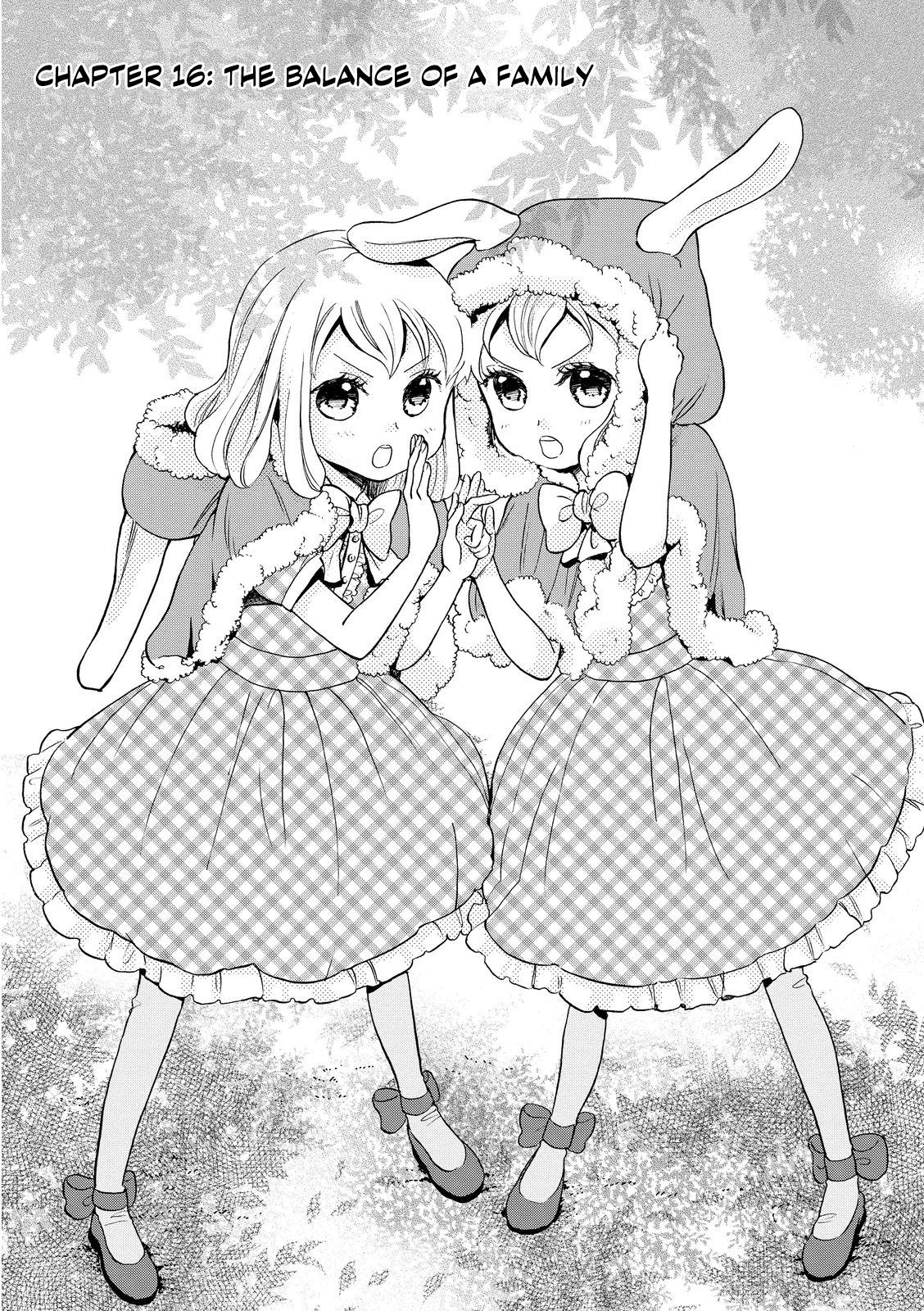 Manga Ohayou Toka Oyasumi Toka - Chapter 16 Page 1