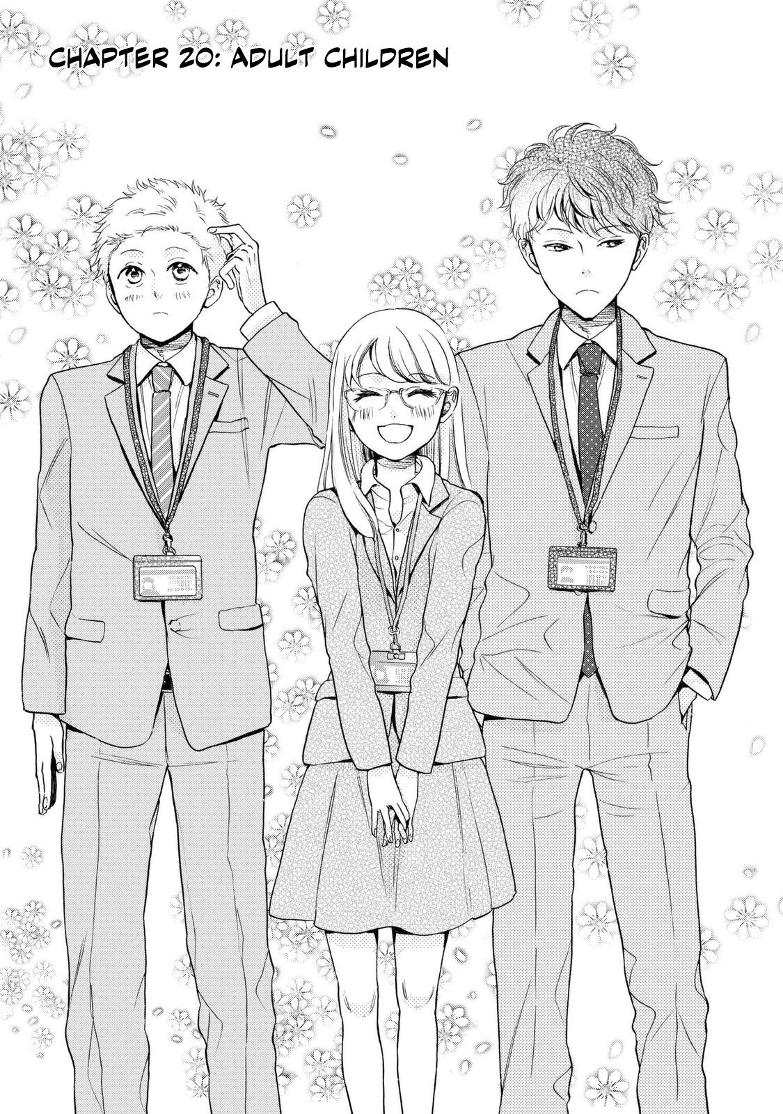 Manga Ohayou Toka Oyasumi Toka - Chapter 20 Page 1