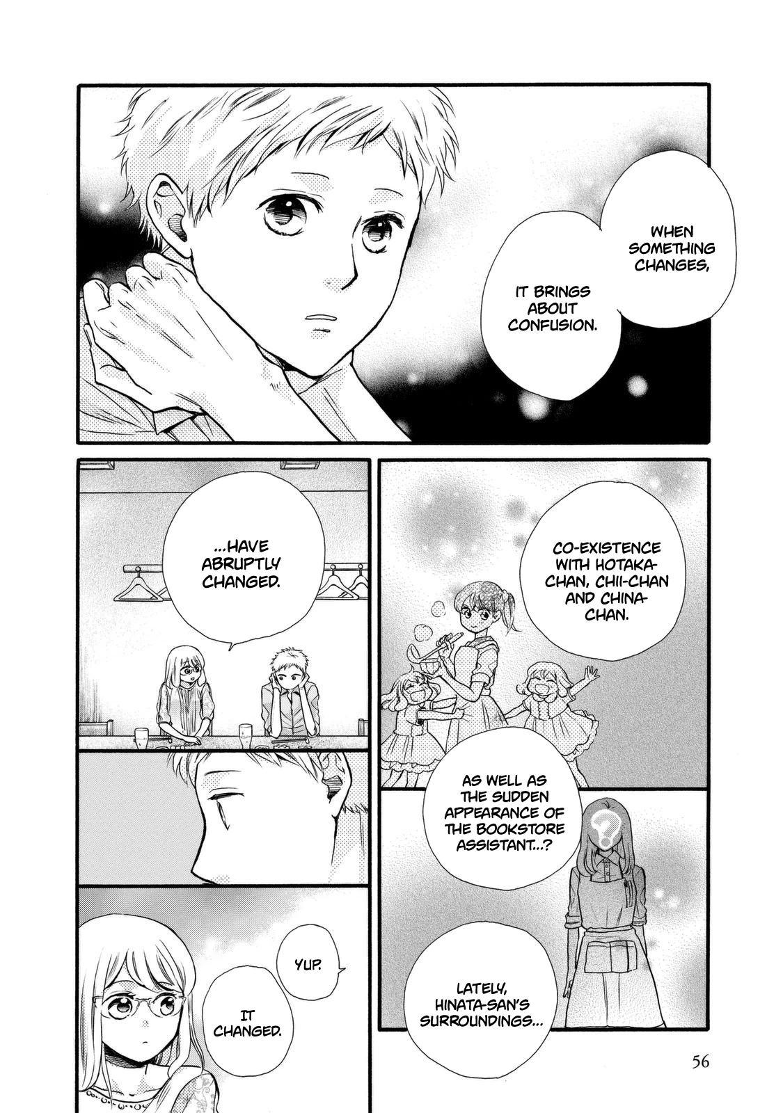 Manga Ohayou Toka Oyasumi Toka - Chapter 20 Page 24