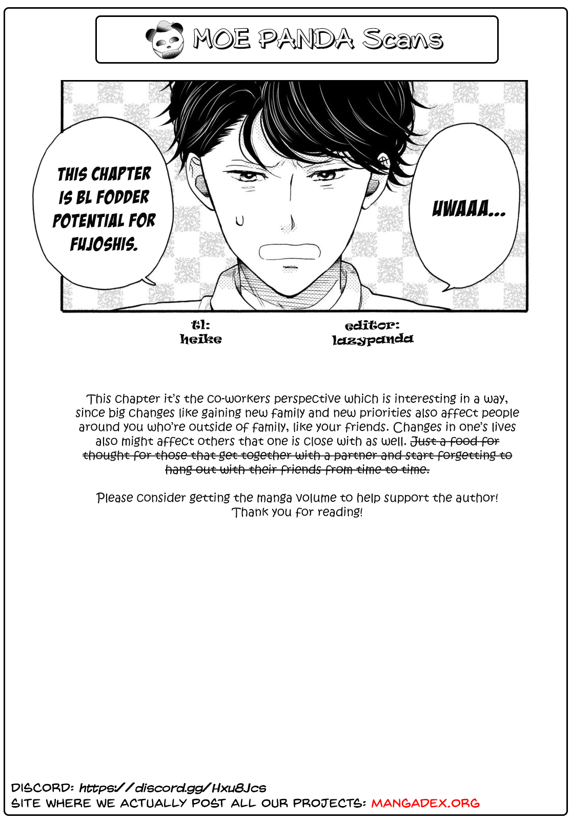 Manga Ohayou Toka Oyasumi Toka - Chapter 20 Page 31