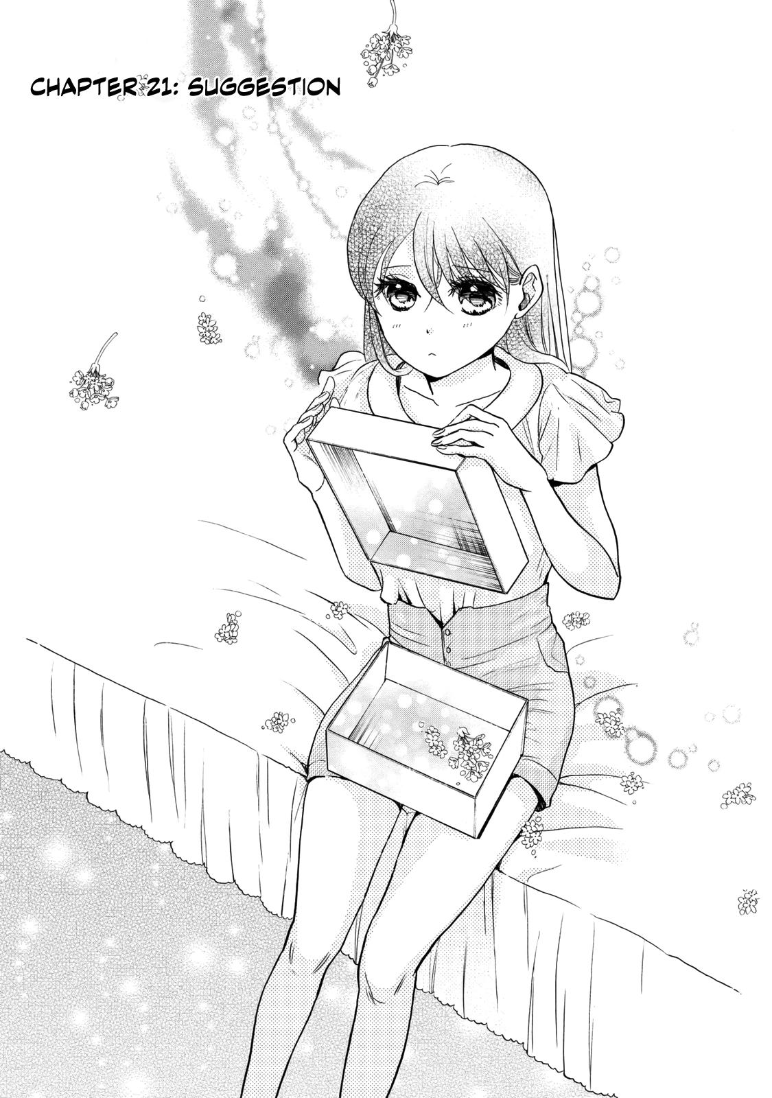 Manga Ohayou Toka Oyasumi Toka - Chapter 21 Page 1