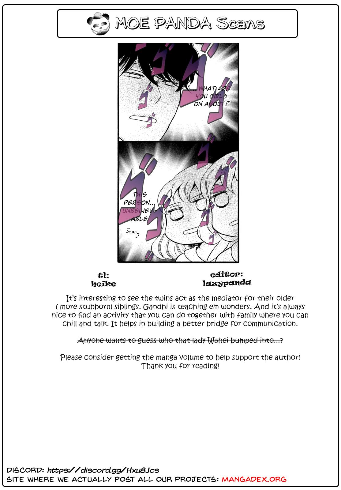 Manga Ohayou Toka Oyasumi Toka - Chapter 21 Page 33