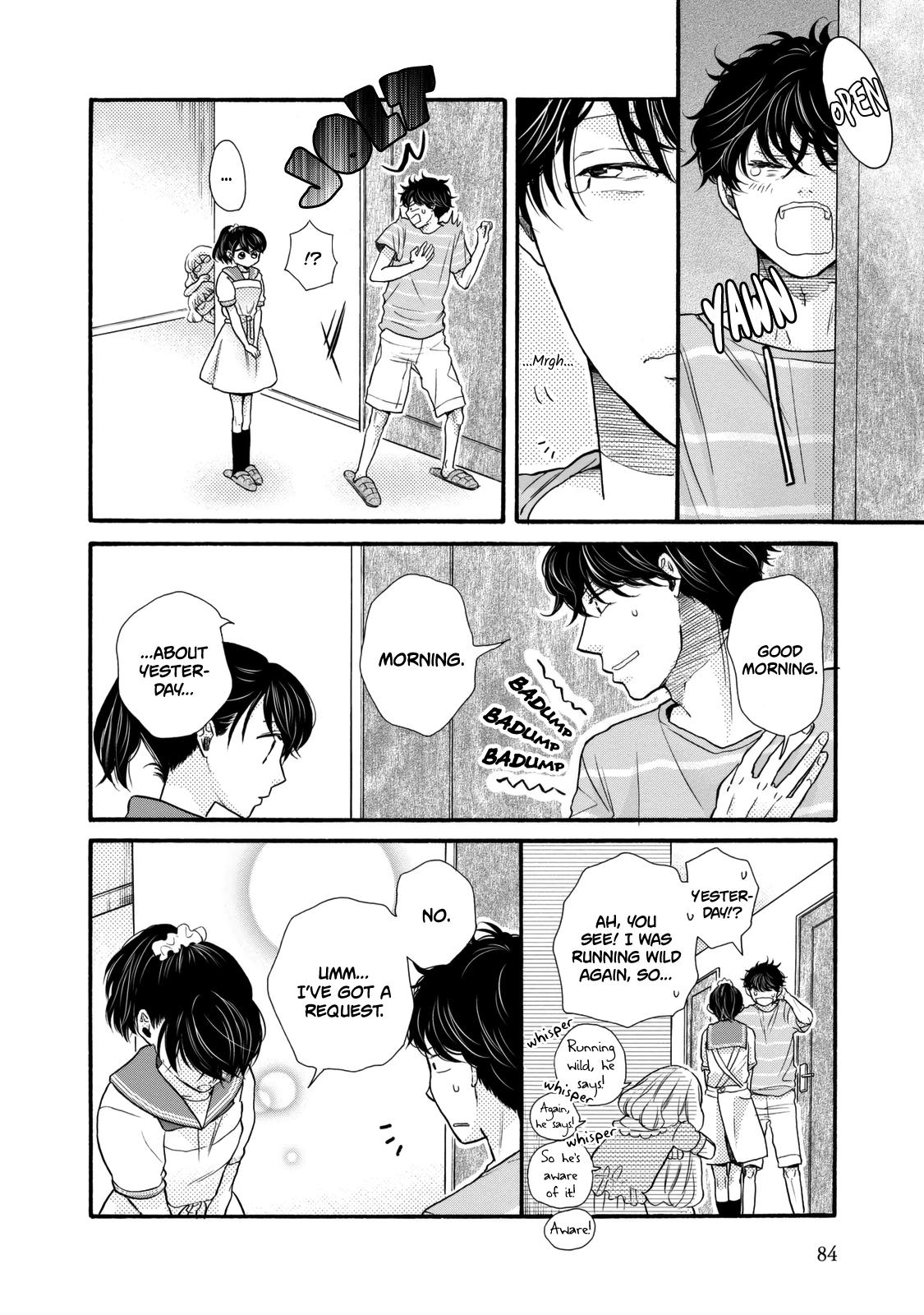Manga Ohayou Toka Oyasumi Toka - Chapter 21 Page 22