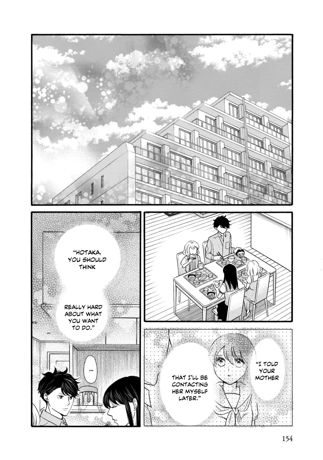 Manga Ohayou Toka Oyasumi Toka - Chapter 23 Page 28