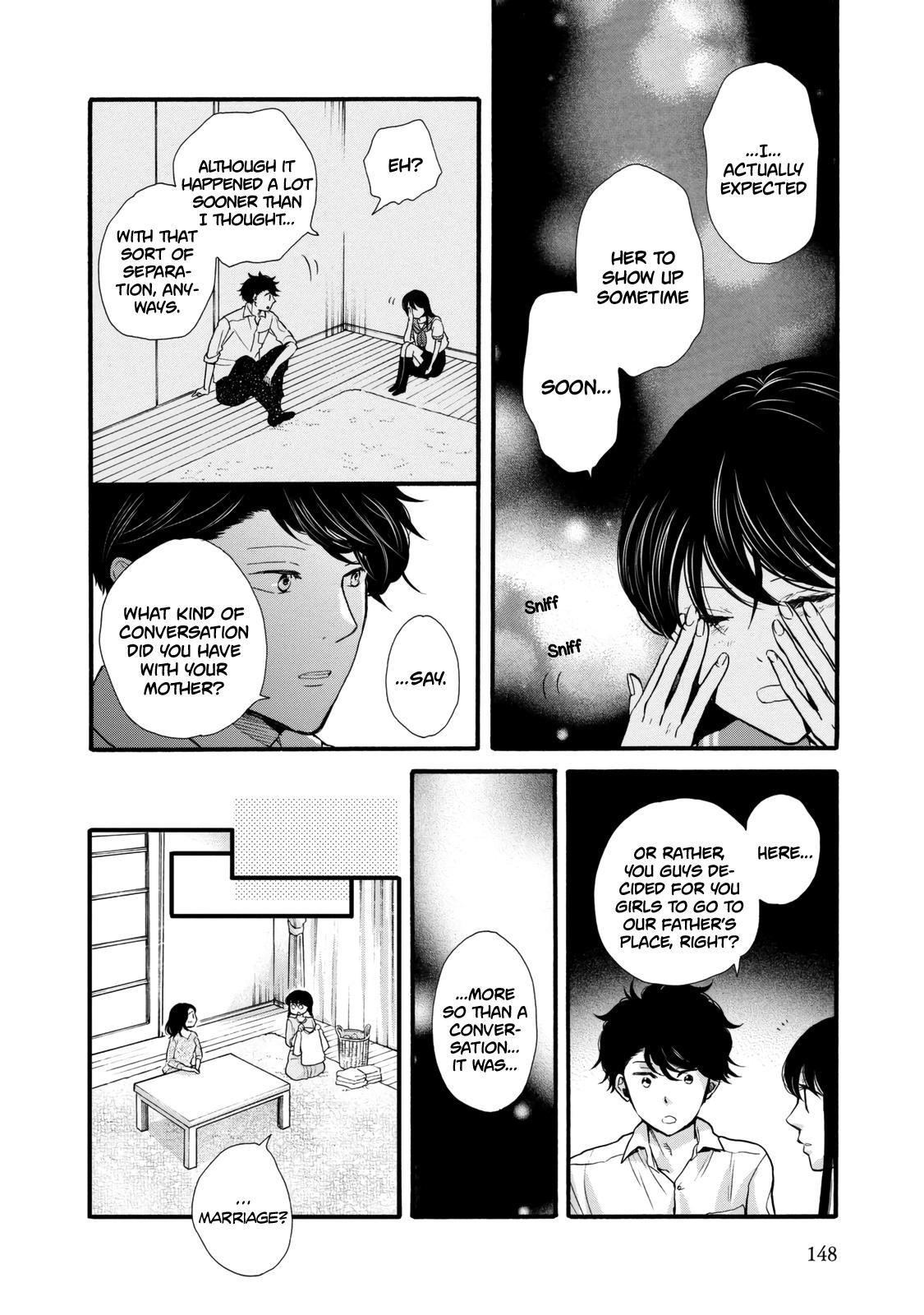 Manga Ohayou Toka Oyasumi Toka - Chapter 23 Page 22